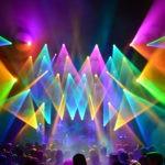 Использование лазеров в развлекательных целях