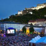 Музыкальный фестиваль в Зальцбурге